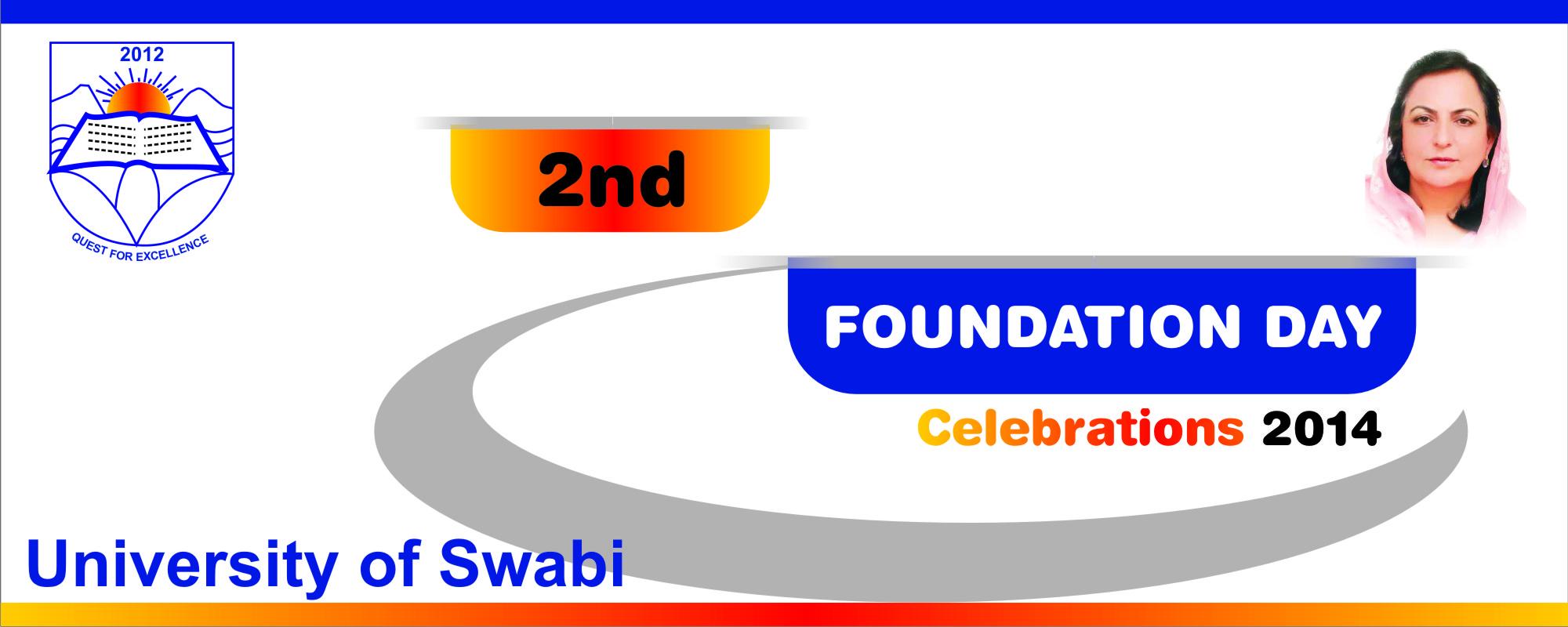 2nd Foundation Day Celebrations 2014