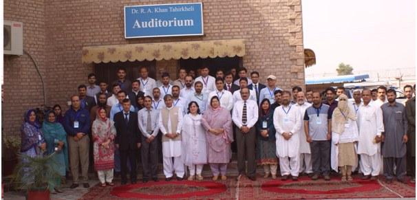The University of Swabi successfully co-organized 2nd International Conference on Sustainable Utilization of Natural Resources (SUN-R) 2016 in collaboration with National Centre of Excellence in Geology, University of Peshawar, Khyber Pakhtunkhwa, Pakistan, held on 3rd October, 2016