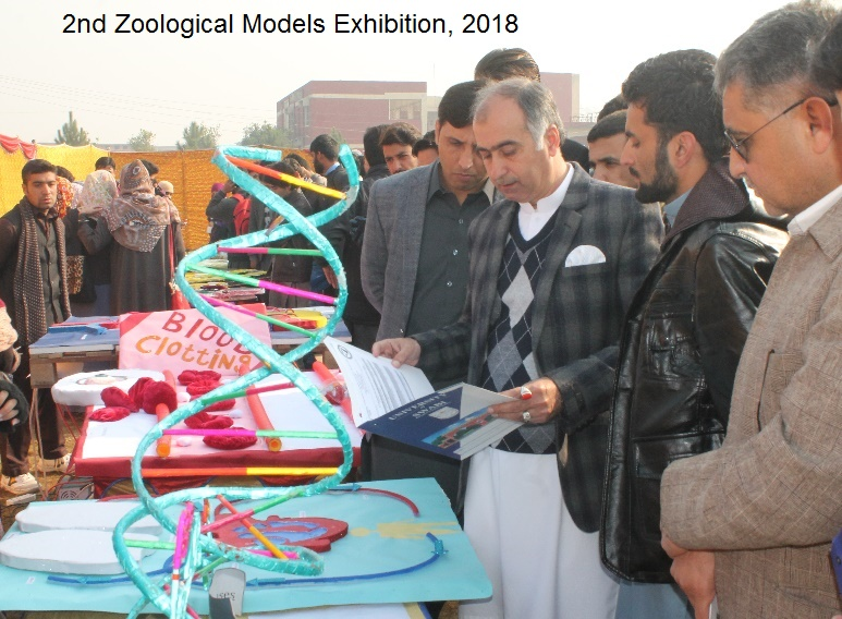 2nd Zoological Models Exhibition, 2018