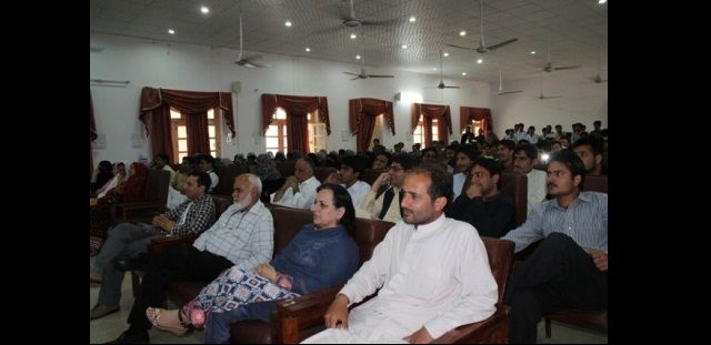 Department of Sociology, University of Swabi Holds Dengue Prevention and Control Seminar